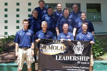 Be a DeMolay Volunteer