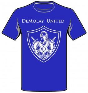 DeMolay United TShirt