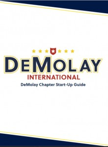 DeMolay Chapter Start Up Guide Logo