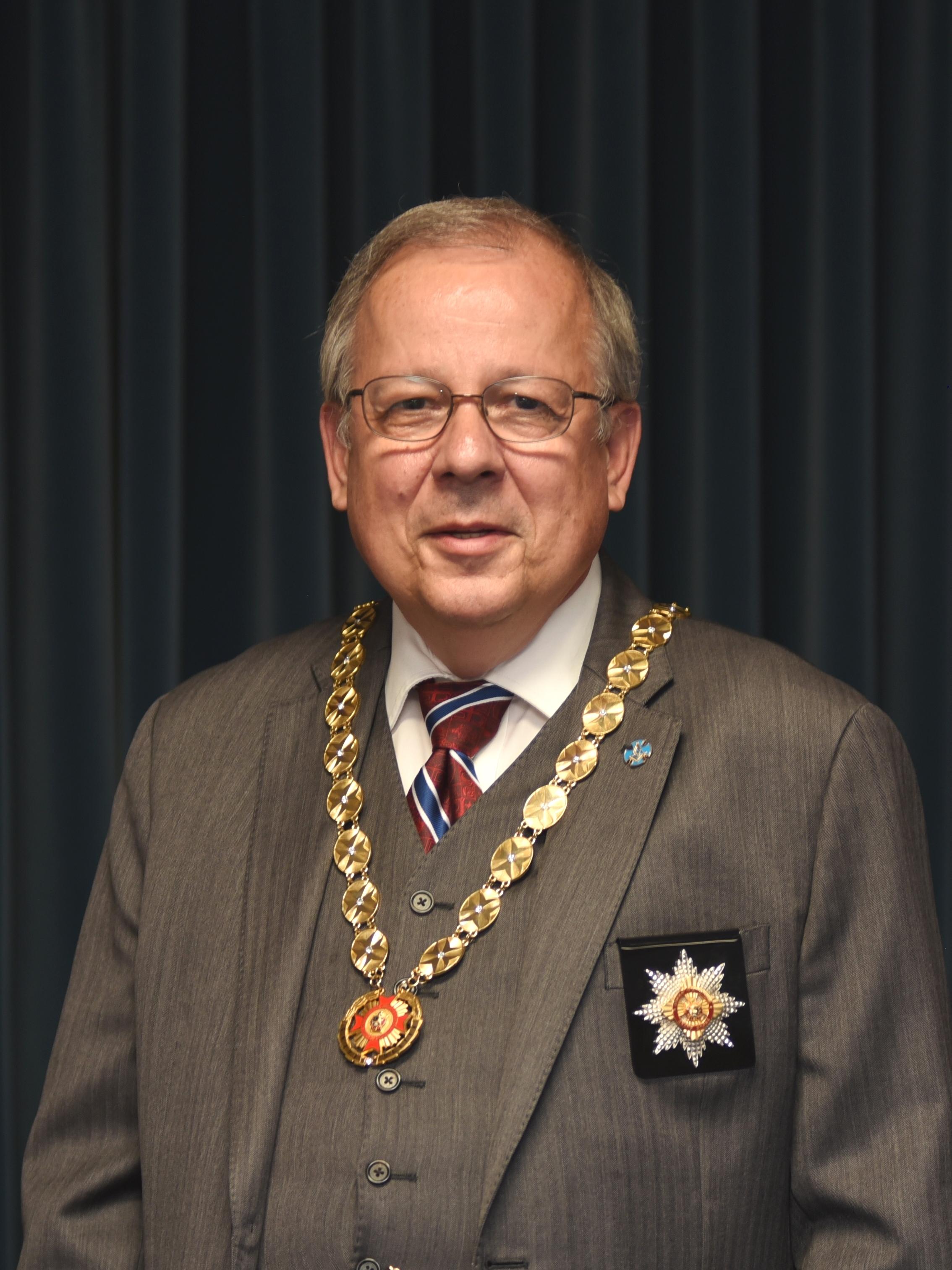 M. Boyd Patterson, Jr. , GC