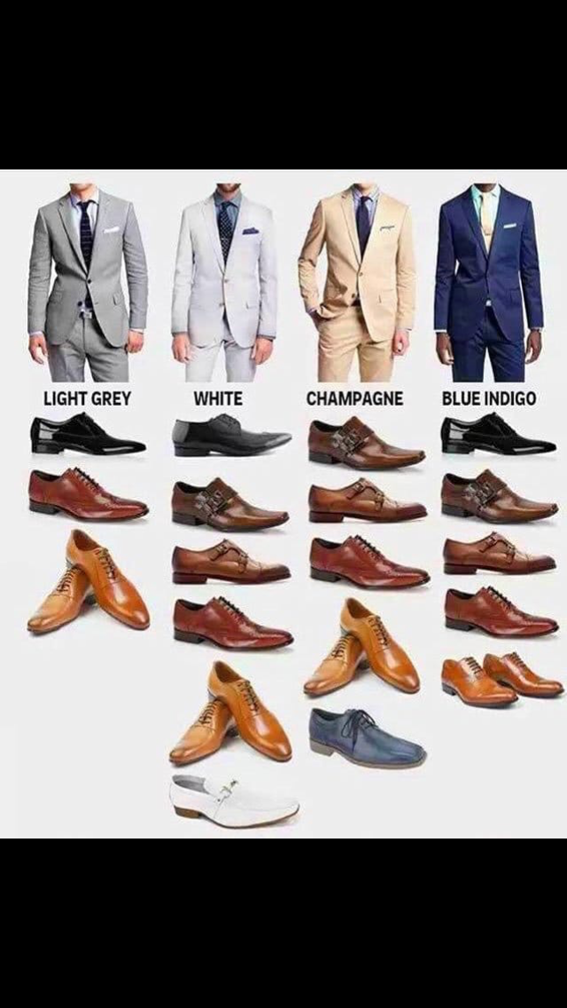 Suit and Shoes Combo - DeMolay International