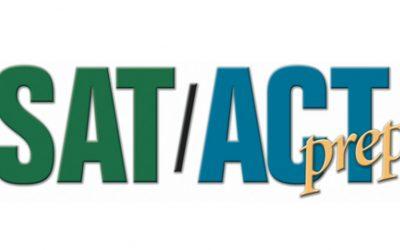 Preparing for ACT/SAT (11/29/18)
