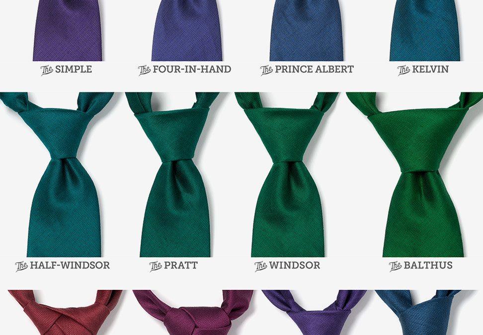 Tie Knots (11/15/18)