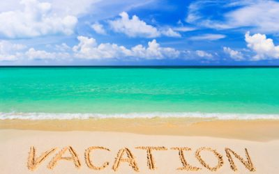 Planning a Vacation (12/06/18)