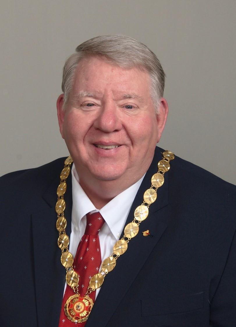 John W. Whitaker, GC