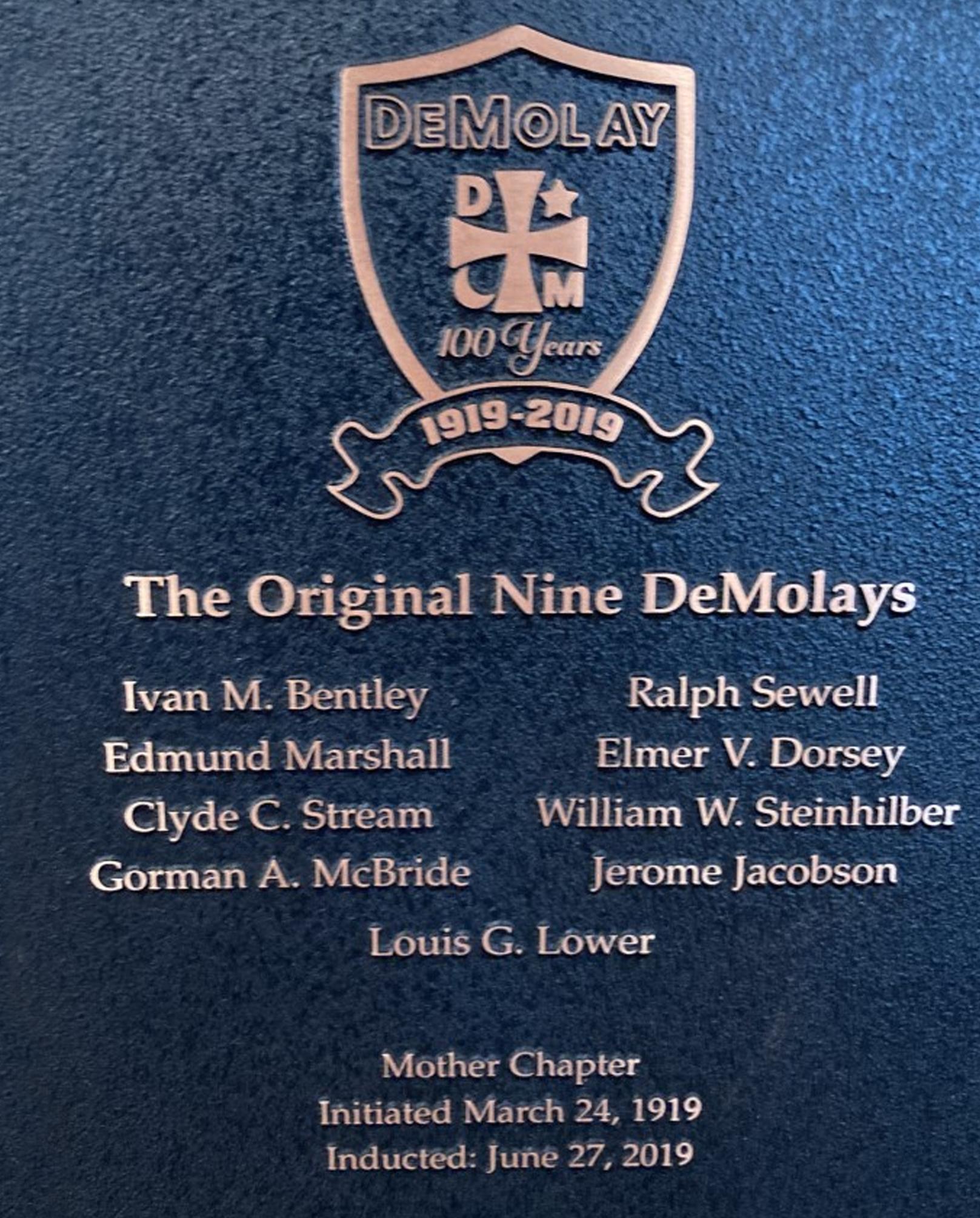 The Original Nine