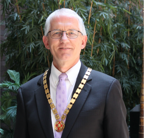 Gregory A. Chiles, PGM GC