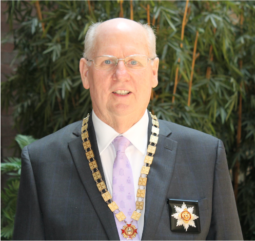 Terry L. Peters, GC